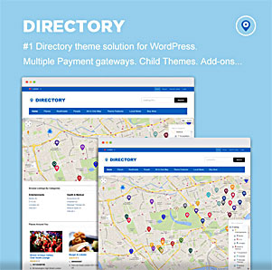 Directory Theme for WordPress