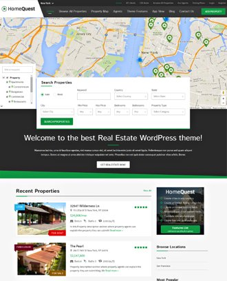 HomeQuest Theme