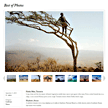 Photocraft WordPress Photography Theme - Auto re-size images