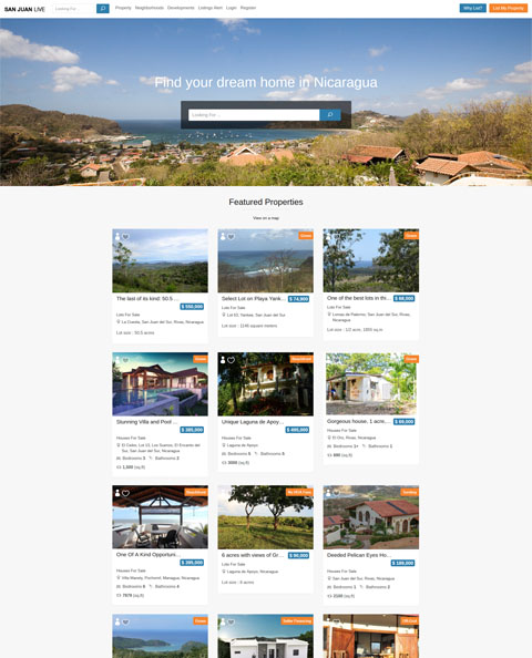 San_Juan_del_Sur_Real_Estate,Directory Websites