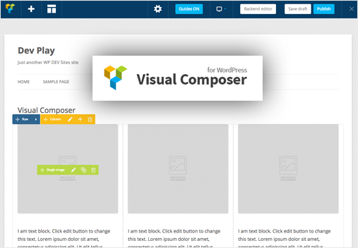 Visual Composer Compatible Listings Directory Theme
