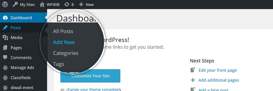 What-is-Post-in-wordpress