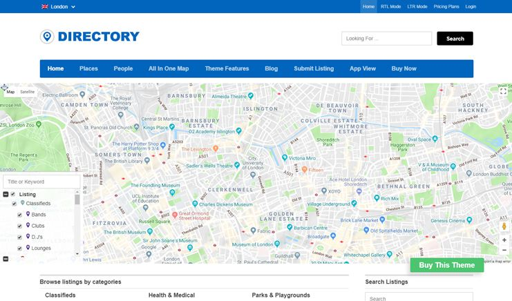 Great geolocation features